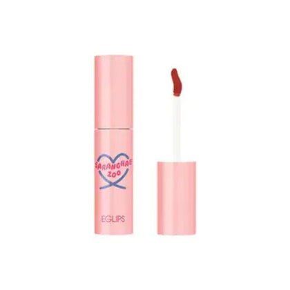 Eglips Saranghae-Zoo Cottoncandy Tint 03 Darling Apple 4G