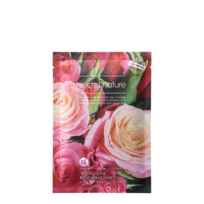 Secret Nature Sooth Rose Mask 1S