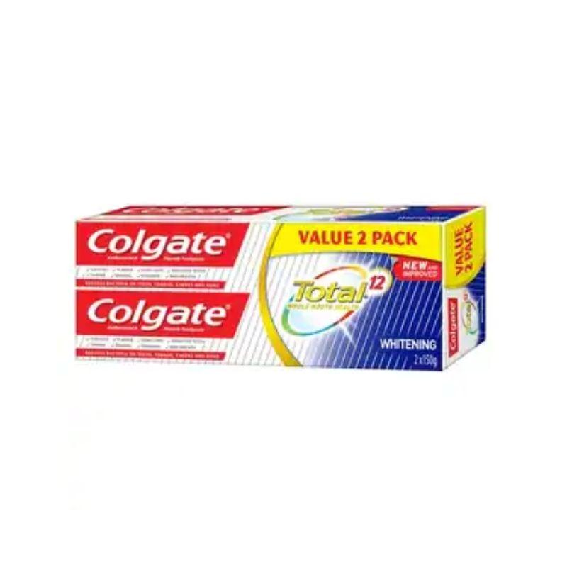 Colgate Total Professional Whitening Toothpaste 150G X 2