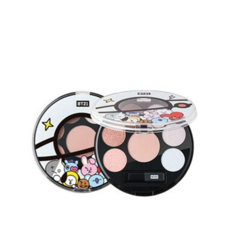 BT21 Eyeshadow Palette 01 Mood Brown
