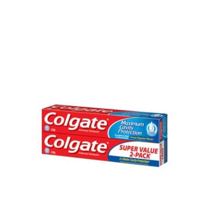 Colgate Maximum Cavity Protection Great Regular Flavor Toothpaste 250G X 2