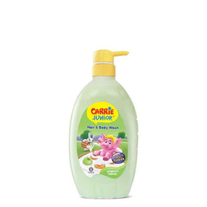 Carrie Junior Hair & Body Wash Yoghurt Melon 700G