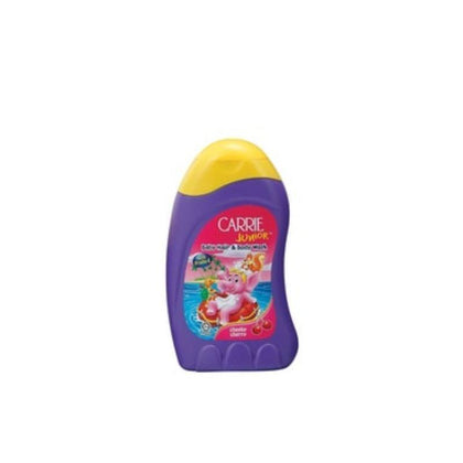 Carrie Junior Baby Hair & Body Wash Cheeky Cherry 280Ml