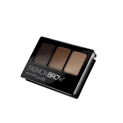 Maybelline Fashion Brow Palette Brown 3G