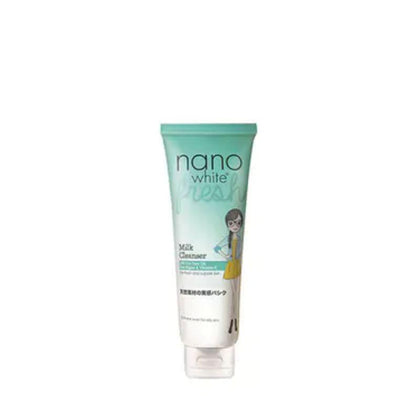 Nano White Fresh Milk Cleanser 100G