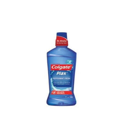 Colgate Plax Mouthwash Peppermint 750Ml