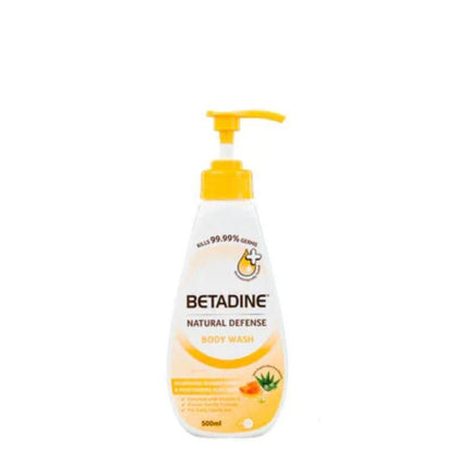Betadine Manuka Honey Body Wash 500Ml