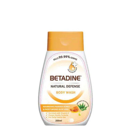 Betadine Manuka Honey Body Wash 200Ml