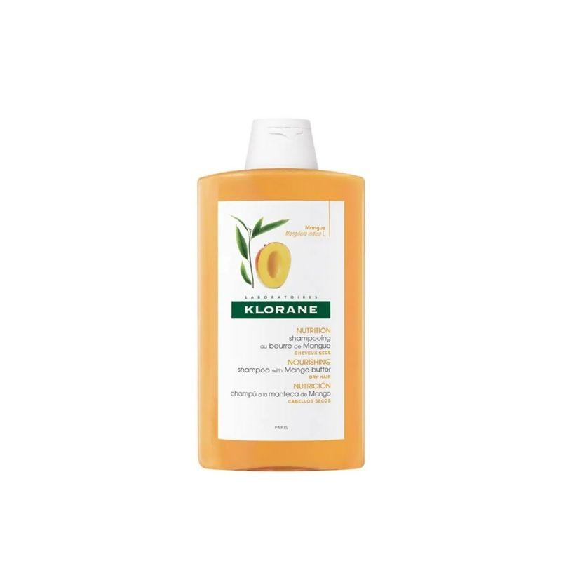 Klorane Mango Butter Shampoo (Dry Hair) 400Ml