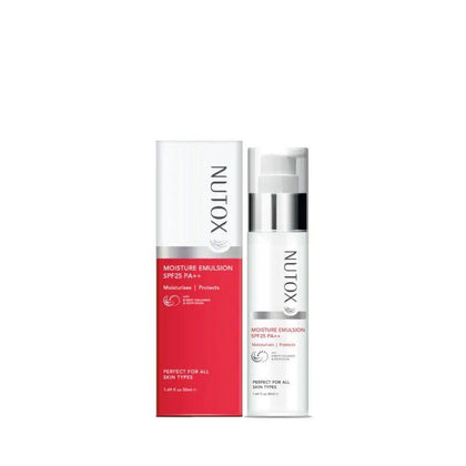 Nutox Moist Emulsion Spf25 50Ml