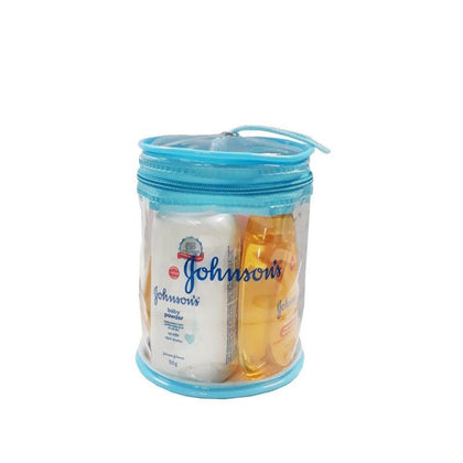 Johnsons Baby Travel Kit 50Ml