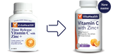Vitahealth Time Release Vitamin C With Zinc + 2 x 60 Tablets