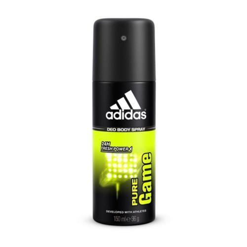 Adidas Pure Game Deodorant Body Spray For Him 150ml