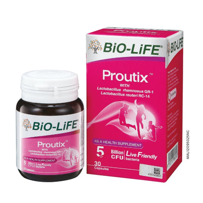 Bio-Life Proutix 30 Capsules Healthcare & Supplements