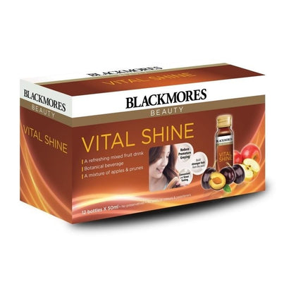 Blackmores Beauty Vital Shine 50ml x 12 Bottles