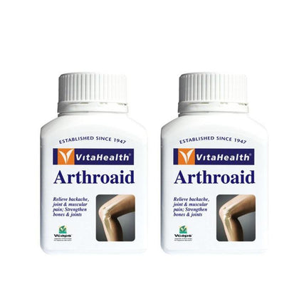 Vitahealth Arthroaid 2 X 60 Capsules