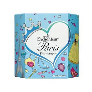 Enchanteur Paris Eau de Toilette Fashionista 35ml