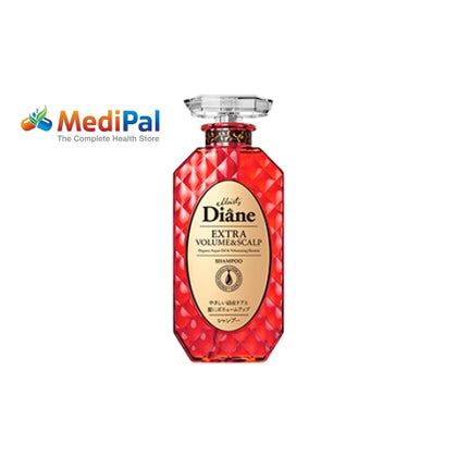 Moist Diane Perfect Beauty Extra Volume & Scalp Shampoo 450Ml Conditioner