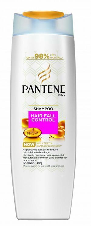 Pantene Shampoo Hair Fall Control 170Ml Care
