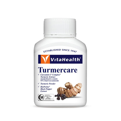 Vitahealth Turmercare 960Mg 60 Tablets