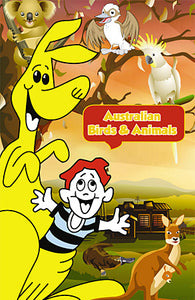 Australian Birds and Animals