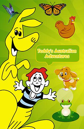 Teddy's Australian Adventure