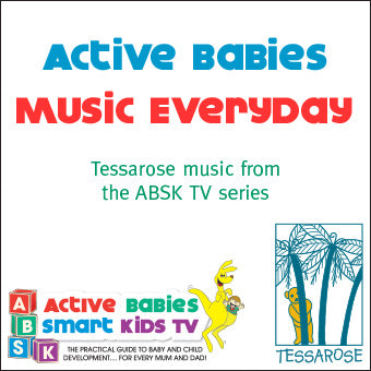 Active Babies Music Everyday