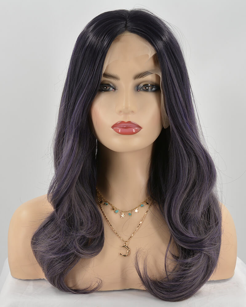 New Synthetic Lace Front Wig WW248