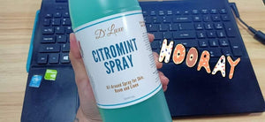 D'Luxe Citromint Spray