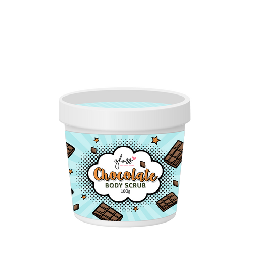 Chocolate Beauty Body Scrub