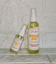 Load image into Gallery viewer, D'Luxe Citronella-Eucalyptus Spray