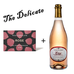 Wine and Chocolate Set - The Delicate, クラシワインズオンラインストア, - クラシワインズオンラインストア