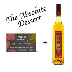 Wine and Chocolate Set - The Absolute Dessert