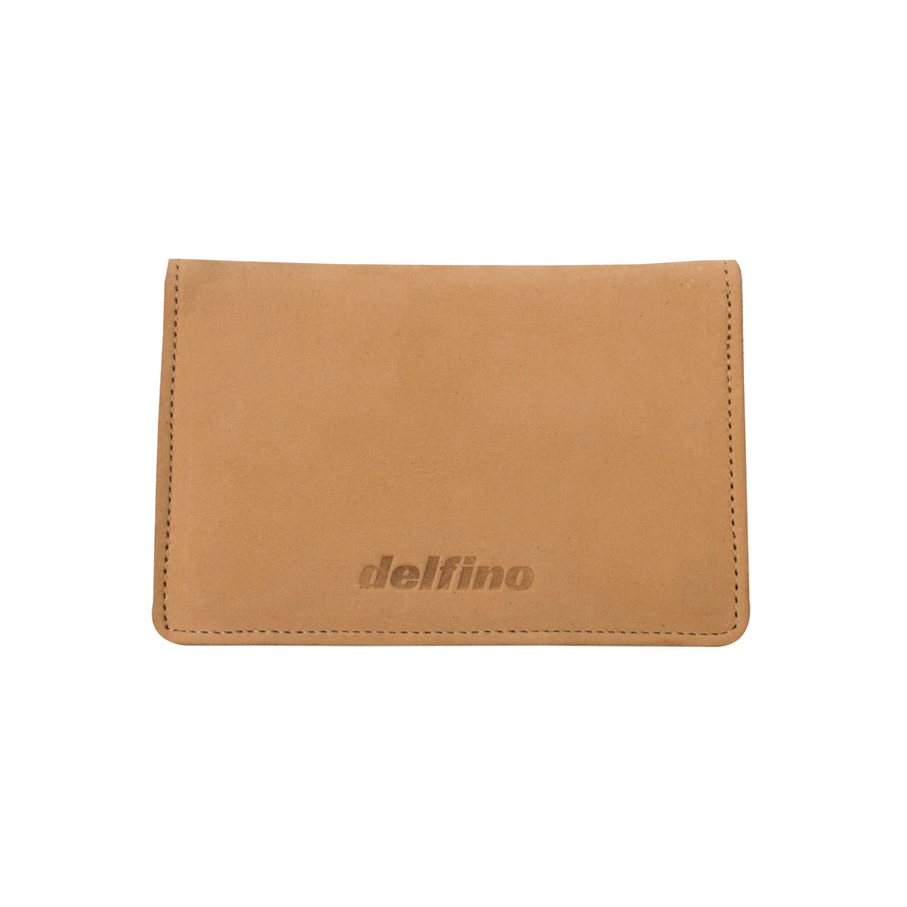 MULA - LEATHER WALLET - IVORY