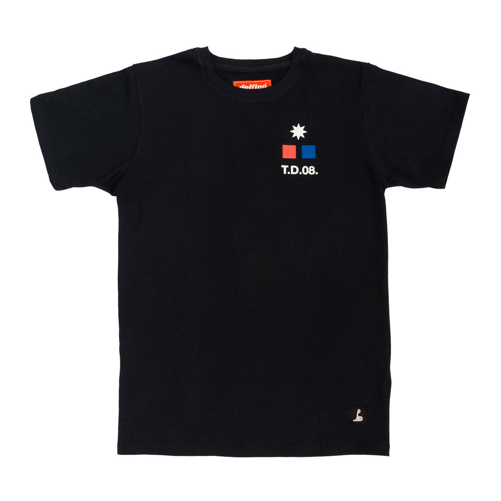 Shapes T-Shirt / Navy