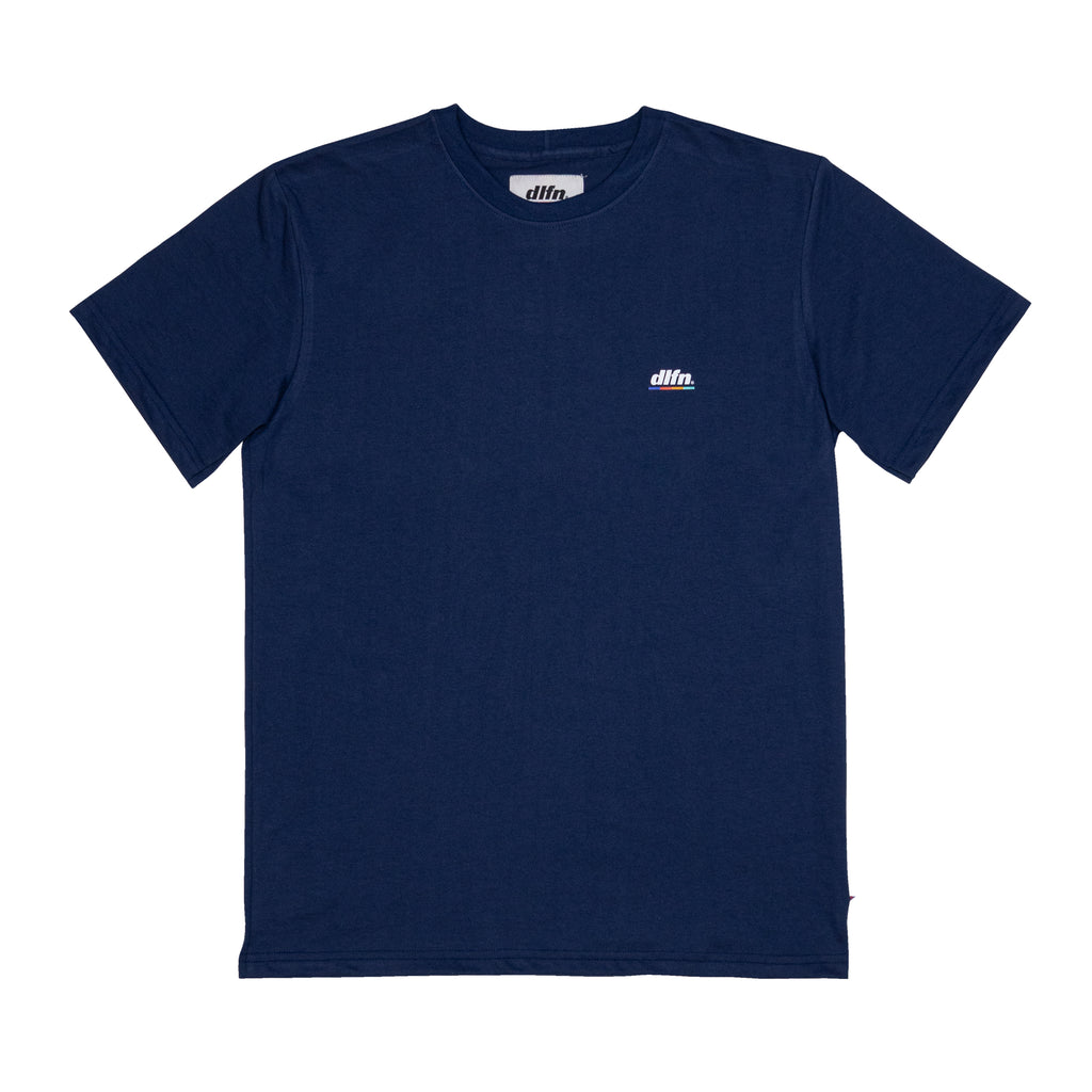 BASIC COLORS T-SHIRT - AZUL LAMBEL