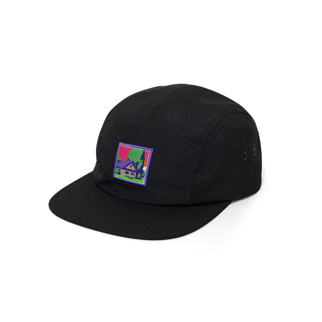 PIXODELIC 5 PANEL - BLACK