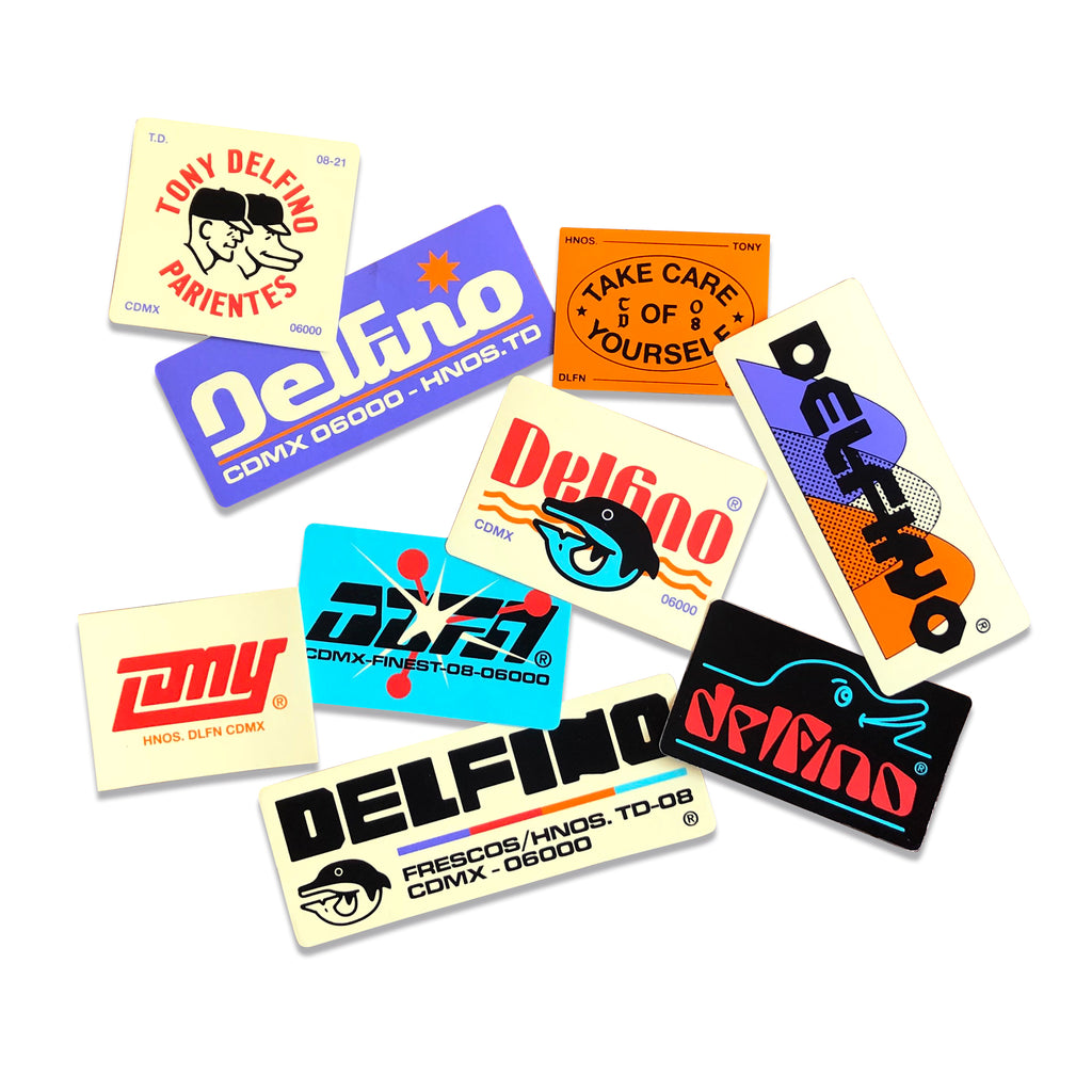 STICKER SIGNATURE DLFN