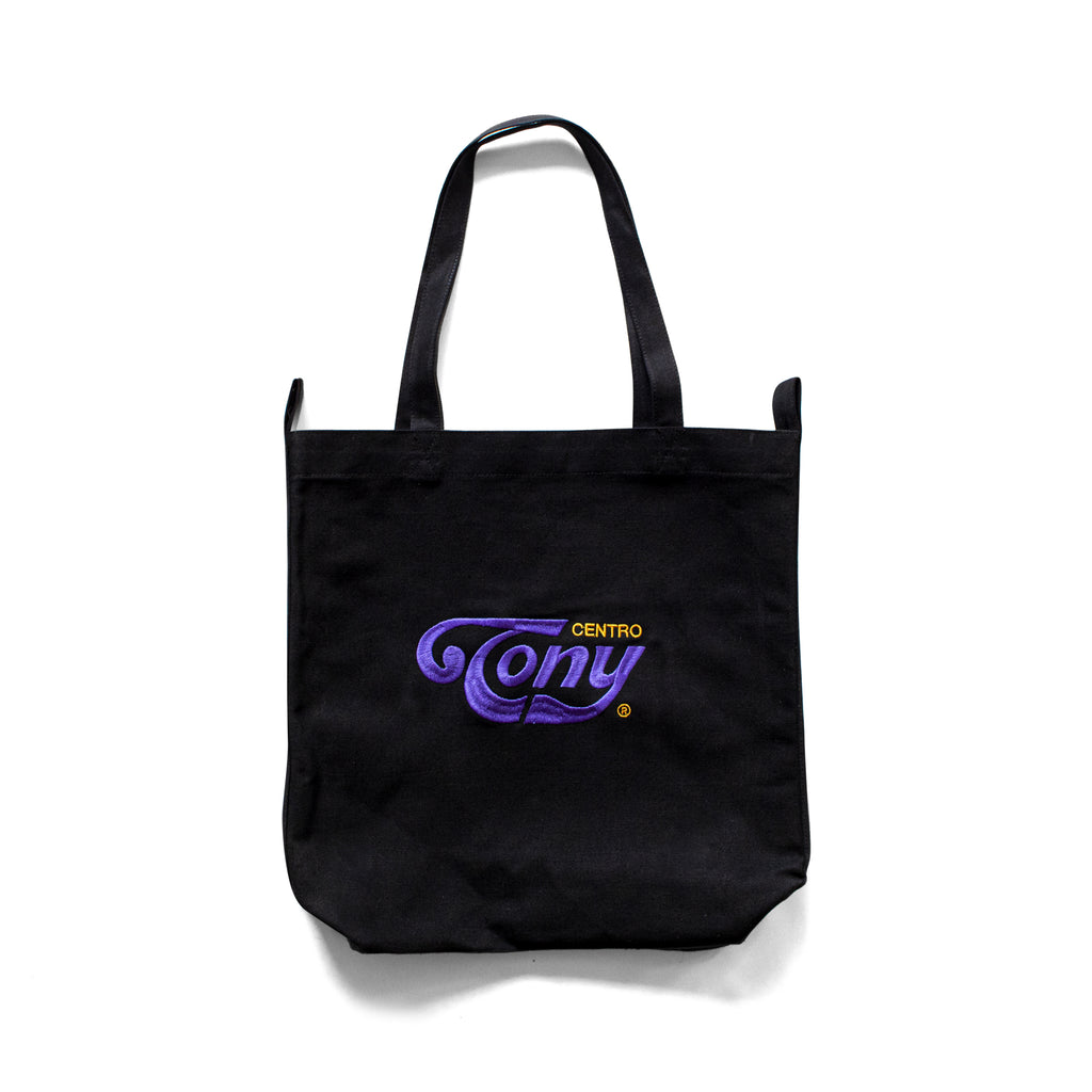 SYRUP  LOGO PURPLE  - TOTE BAG