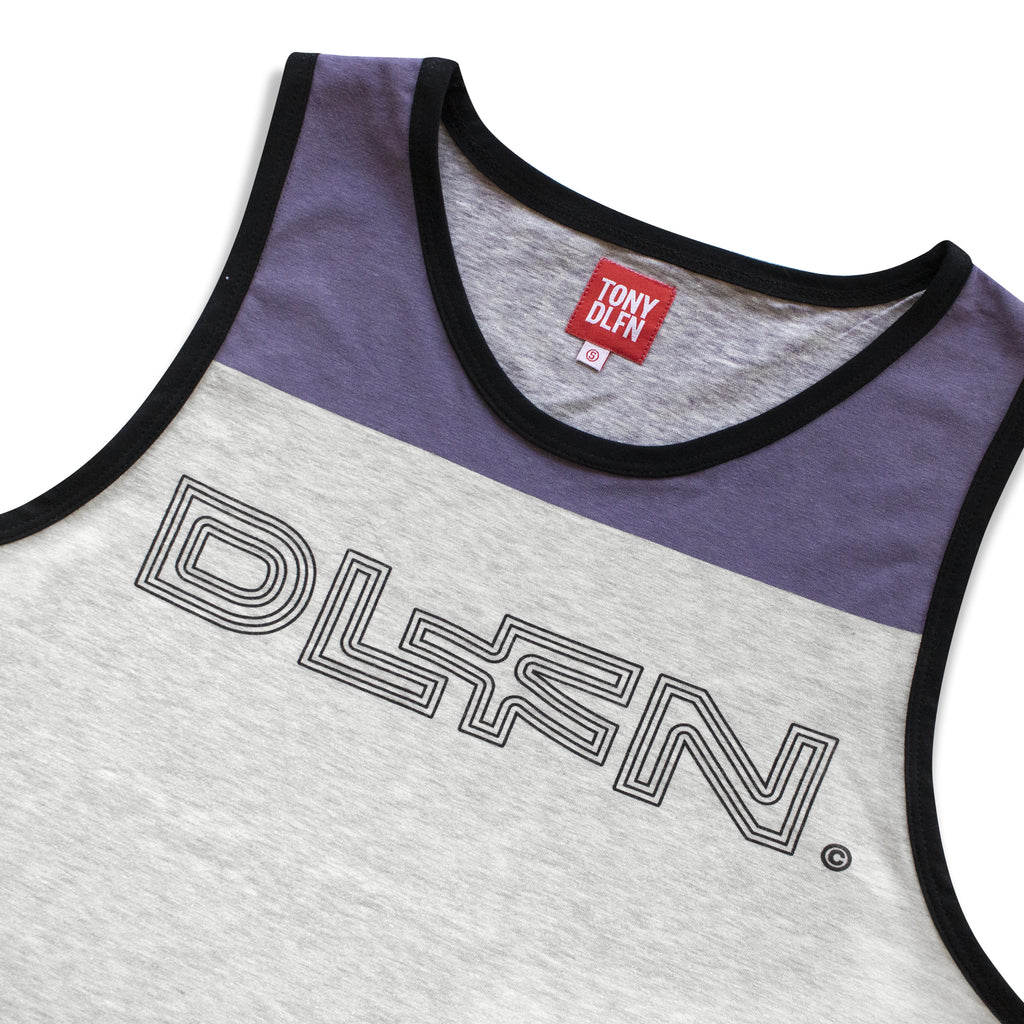 IVY PURPLE TANK TOP