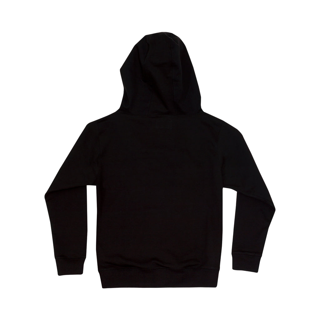 COBRA HEARTBREAK FUNNEL HOODIE BLACK