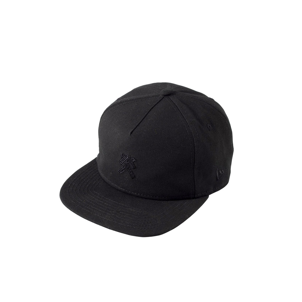 BLACK COLORS CAP