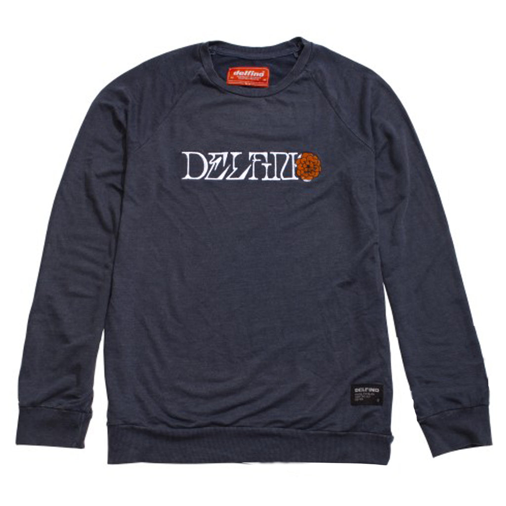 ZEMPA LOGO SWEATER