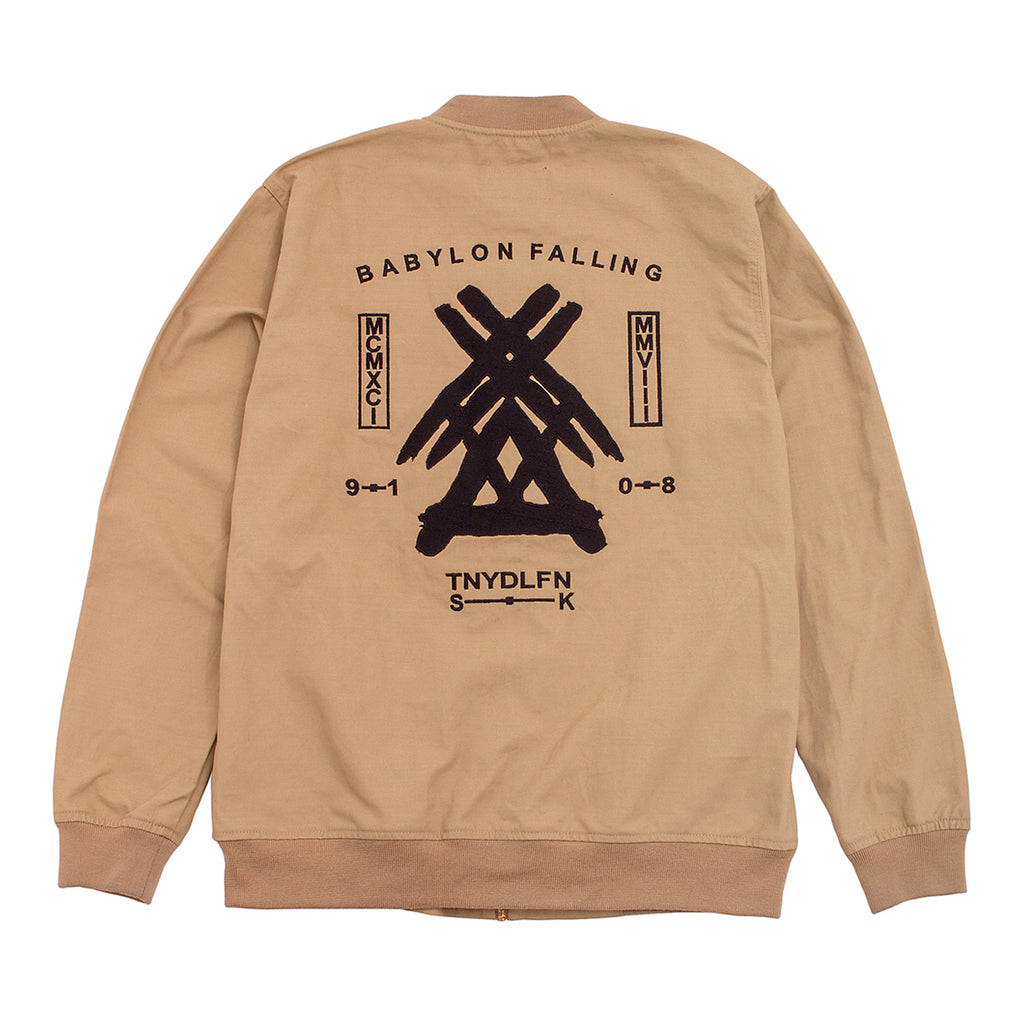 BABYLON FALLING WORK JACKET