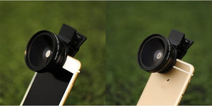 HD Camera Lens For Smartphones Tablets