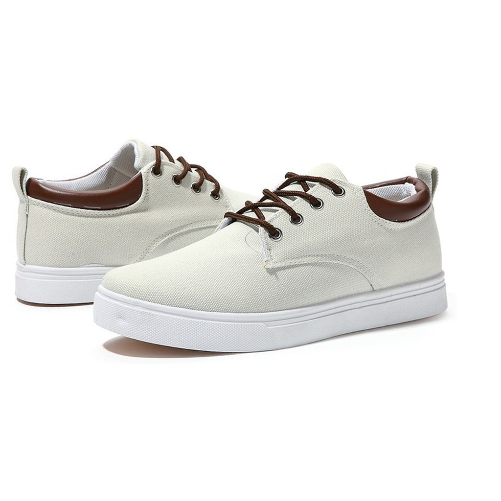 Men's Fashion Spring Canvas Sports Shoes Breathable Size US6.5-US13