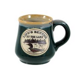 Ceramic Mug 18oz. Life's Better At The Lake