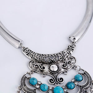 New Maxi Choker Boho Vintage Statement Necklace