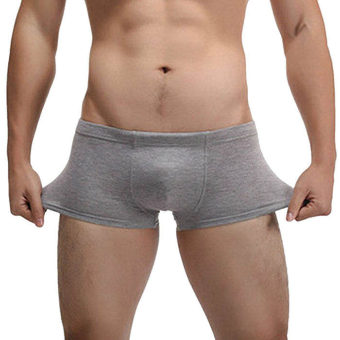 Men's Underwear 4 Colors High Quality Cotton Comfortable