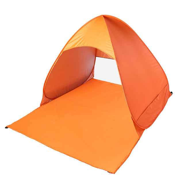 Outdoor 2-3 Person Automatic Pop up Tent